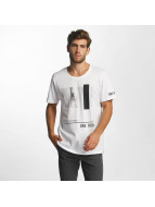 Jack & Jones T-Shirt jcoKonrad blanc