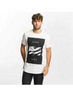 Jack & Jones T-Shirt jorNegative blanc