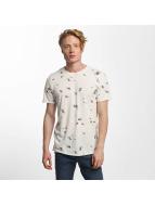 Jack & Jones T-Shirt jorScratch blanc