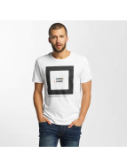 Jack & Jones T-Shirt jcoCharge blanc