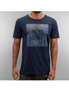 Jack & Jones T-Shirt jorFelix blau