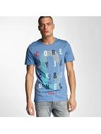 Jack & Jones T-Shirt jcoSora blau