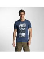 Jack & Jones T-Shirt jorHermosa blau