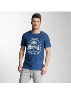 Jack & Jones T-Shirt jorStatement blau