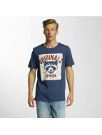 Jack & Jones T-Shirt jjorFaster blau