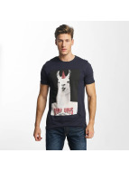 Jack & Jones T-Shirt jorComet blau