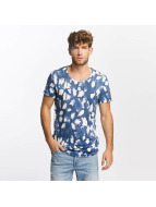 Jack & Jones t-shirt jorBatik blauw