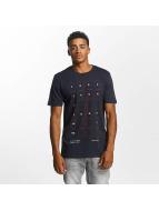 Jack & Jones T-Shirt jjcoConcept bleu