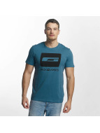 Jack & Jones T-shirt jcoFriday blu