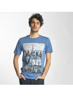 Jack & Jones T-Shirt jcoMoin blue