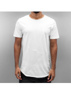 Jack & Jones T-Shirt jorStitch grau