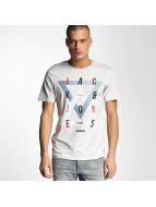 Jack & Jones T-Shirt jcoSora grau