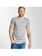 Jack & Jones T-Shirt jcoFollow grau