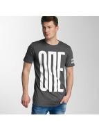 Jack & Jones T-Shirt jcoElke grau