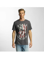 Jack & Jones T-Shirt jjorSawe grau