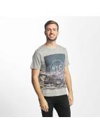 Jack & Jones T-Shirt jjorPreen grau