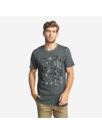 Jack & Jones T-Shirt jorFlags grau