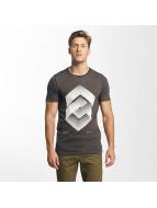 Jack & Jones T-Shirt jcoLenz grau