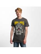 Jack & Jones T-Shirt jorMetal grau