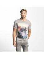 Jack & Jones T-Shirt jorCash grau