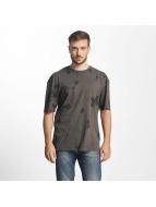 Jack & Jones T-Shirt jorNumbat grau