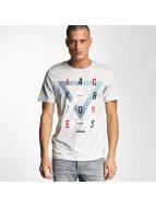 Jack & Jones T-Shirt jcoSora gray