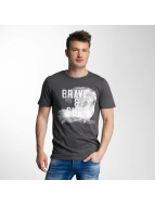Jack & Jones T-Shirt jorFrancisco gray