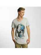 Jack & Jones T-Shirt jorLiving gray