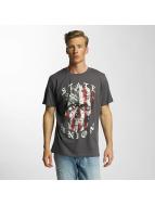 Jack & Jones T-Shirt jjorSawe gray
