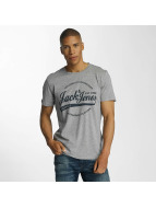 Jack & Jones T-Shirt jorNyraffa gray