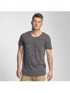 Jack & Jones T-Shirt jorLeaf grey