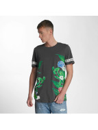 Jack & Jones jorBotanical T-Shirt Aspahlt