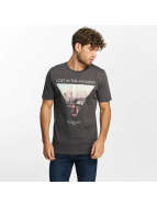 Jack & Jones t-shirt jjorHello grijs