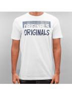 Jack & Jones T-Shirt Jorsedret gris