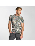 Jack & Jones T-Shirt jorOrient gris