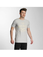 Jack & Jones T-Shirt jorStatement gris