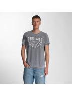 Jack & Jones T-Shirt jorHero gris