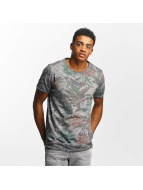 Jack & Jones T-Shirt jorBotanic gris