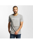 Jack & Jones T-Shirt jcoCharge gris