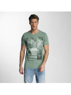 Jack & Jones T-Shirt jorHermosa grün