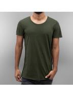 Jack & Jones T-Shirt jjorWallet grün
