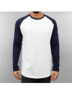 Jack & Jones T-Shirt manches longues jjorStan blanc