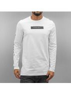 Jack & Jones T-Shirt manches longues jjcoTheis blanc