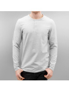 Jack & Jones T-Shirt manches longues jcoDensity blanc