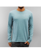 Jack & Jones T-Shirt manches longues jorAbner bleu