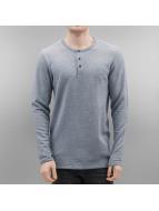 Jack & Jones T-Shirt manches longues 12118793 bleu