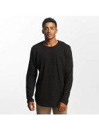 Jack & Jones T-Shirt manches longues jcoOzil brun