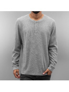 Jack & Jones T-Shirt manches longues jjorGeorge gris