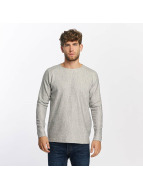 Jack & Jones T-Shirt manches longues jprCashed gris