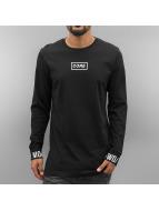 Jack & Jones T-Shirt manches longues jjcoCarlos noir